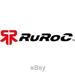 Casque De Ski Ruroc Rg1-dx Inferno Schwarz Rot Matt # 0493