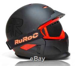 Casque De Ski / Snowboard Ruroc Rg1-x Brand New 2014/15 Range