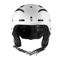 Casque De Ski Sweet Protection Grimnir 2 White Carbon M / L Mips