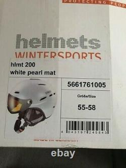 Casque De Ski Uvex Rrp £169.95