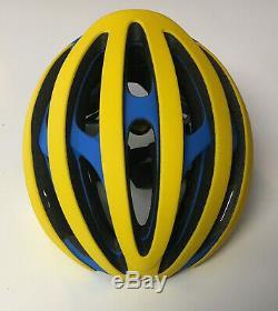 Casque De Vélo De Route Taille Moyenne M Pour Cycliste Mips Jaune Bell Z20 Jaune