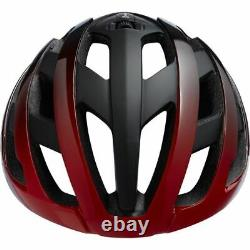 Casque De Vélo Lazer Genesis Helmet, Gloss Red/black, Medium Red Medium