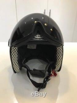 Casque Hmr Ski / Snowboard H2 Air. Taille Petite (55cm). Visière. Coût De Plus De 250 £ Nouveau