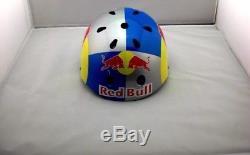 Casque Red Bull Pour Bmx-skateboard-snowboard-ski