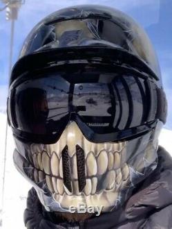 Casque Ruroc Fear Special Edition Ski Snowboard Moto Small