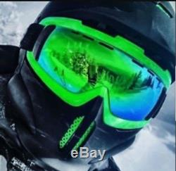 Casque Ruroc Rg1-dx Ski / Snowboard Noir Viper M / L (57-60cm) Pvc 280 €