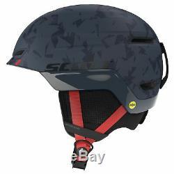 Casque Scott Chase 2 Plus Bleu Nuits M Skihelm Ski Snowboard Helm Snowboardhelm