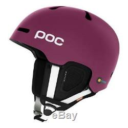 Casque Ski Poc Fornix Grenade Rouge Xl-xxl