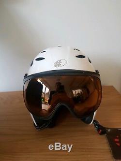 Casque Ski / Snowboard 56-58cm Avec Visière Lentille Photochromique Diezz Louna Pvc 220 €