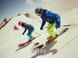 Crivit Sports Casque Ski & Snowboard Adultes Hommes / Femmes Rouge S / M