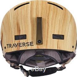 Cyclisme Traverse Sports Dirus Convertible Ski & Snowboard / Vélo Et Casque Bamboo