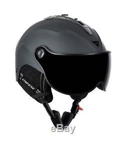 Dainese D-vision Ski-helm Anthrazite Gr. S Snowboard Wintersport Mit Visier Neu