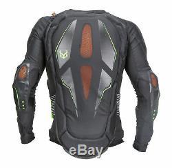 Demon Body Armor X Connect Top D30 Planche À Neige, Ski, Protection, Colonne Vertébrale