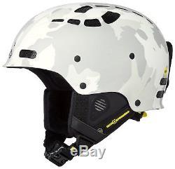 Doux Protection Grimnir Fibre De Carbone Mips Ski Casque De Snowboard L / XL Pvc £ 330