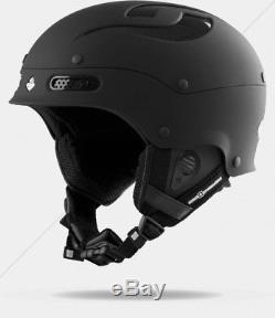Économisez 30% 2018 Casque Trooper Protection Douce Noir M / L 56-59cm