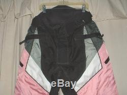 Femmes Castle X Switch Motoneige Racing Wear Set Veste / Pantalon / Gants Petit