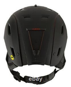 Giro Range Mips Skihelm Snowboardhelm Mat Noir 240094