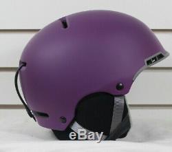 K2 Meridian Ski Et Snowboard Casque De Vélo Femmes Moyen Rose Foncé Violet Nouveau