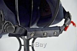 Kask Casque Noir Blanc Ski Snowboard Taille S (55-56 Cm) Italie Box Non Utilisée Damaged