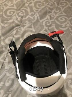 Kask Ski / Snowboard Helmet Noir / Blanc