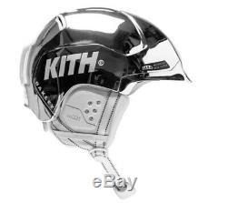 Kith X Taille Oakley Mod5 Snowboard Casque Chrome M Medium Nouveau
