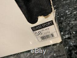 New Kask Classe Sport Casque De Ski Avec Visor 50% Off Black Metallic M 58 500 $ Italie