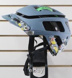 Nouveau 2018 Smith Forefront Mips Mtb Vélo Casque Adulte Moyen Mat Corsair Ripped