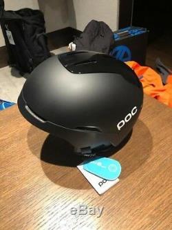 Nouveau Casque De Ski Poc Obex Spin Xl-xxl 2019