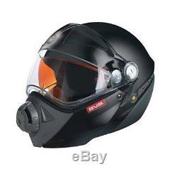 Nouveau Casque Ski-doo Bv2s Gloss Black Large 4474040990