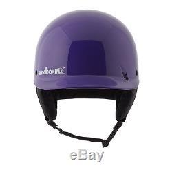 Nouveau Dans La Boite Casque Sandbox Classic 2.0 Purple Ski Snowboard Medium Large Rare