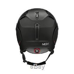 Nouveau! Oakley Mod5 Casque De Neige Matte Black 51cm-55c Small 99430-02k