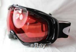 Oakley Crowbar Oo 7005-38 Prizm Rose Noire + Gris Foncé Neu