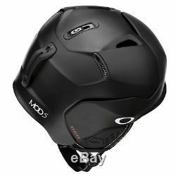 Oakley Mod 5 Boa Ski Neige Casque Noir Mat