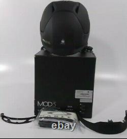 Oakley Mod 5 Factory Pilot Snow Casque De Ski Mat Noir Moyen
