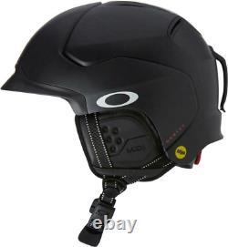 Oakley Mod 5 Mips Ski Snowboard Snow Skiing Helmet, Noir Mat, Taille L 59-63 CM