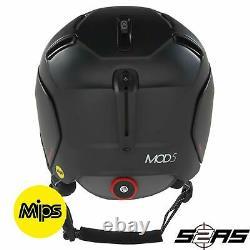 Oakley Mod 5 Snowboard / Casque De Ski Avec Mips (matte Black)