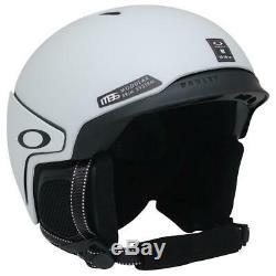 Oakley Mod3 Casque De Neige Blanc Mat M Moyen Hommes Femmes Unisexe Ski Snowboard