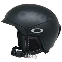 Oakley Mod3 Factory Pilot Casque De Neige Noir Mat M Medium Pour Homme Ski Snowboard