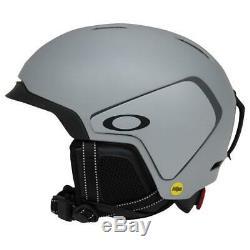 Oakley Mod3 Mips Casque De Protection Des Adultes Taille M Matte Medium Gris Hommes Ski Snowboard