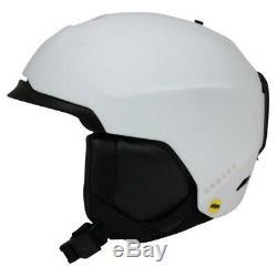 Oakley Mod3 Mips Casque De Protection Taille Adulte L Grand Blanc Mat Hommes Ski Snowboard