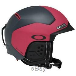 Oakley Mod5 Casque De Neige Homme M Moyen Mat Rouge Brique Unisexe Ski Snowboard