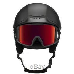 Oakley Mod5 Mips Casque Poli Noir Casco Fw 2018 Snowboard Ski Nouveau S M L