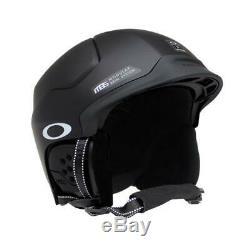 Oakley Mod5 Snow Helmet Hommes L Large Noir Mat Unisexe Ski Snowboard