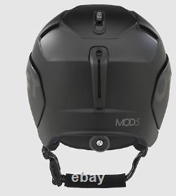 Oakley Mod5 Usine Pilot Matt Black Europe Casque De Ski Snowboard 2020 Eu M