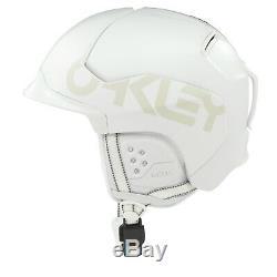 Oakley Mod5 Usine Pilote Casque De Protection Ski / Snowboard -99430fp- Matte Blanc- S