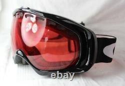 Okley Crowbar Oo 7005-38 Jet Black Prizm Rose + Neu Gris Foncé