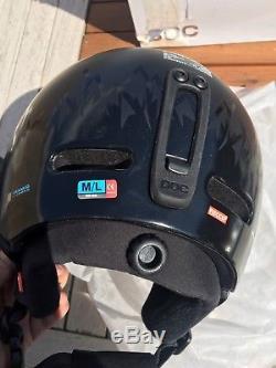 Poc Fornix Backcountry Mips Ski Casque De Snowboard Uranium Noir M-l Skateboard