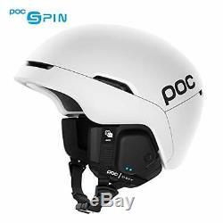 Poc Obex Spin Communication Snowboard Et Casque De Ski Intégré Dans Speak Bluetooth