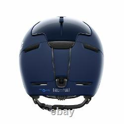 Poc Obex Spin Ski Snow Helmet Lead Blue Medium Large