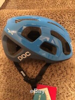 Poc Octal X Spin Casque De Vélo, Grand Bleu 57-62 Furfural